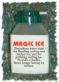 Thompson, Magic Ice 1 litre